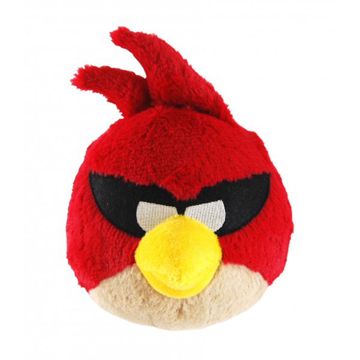 Мягкая игрушка Angry Birds Space, красная птица, со звуком, 40 см
