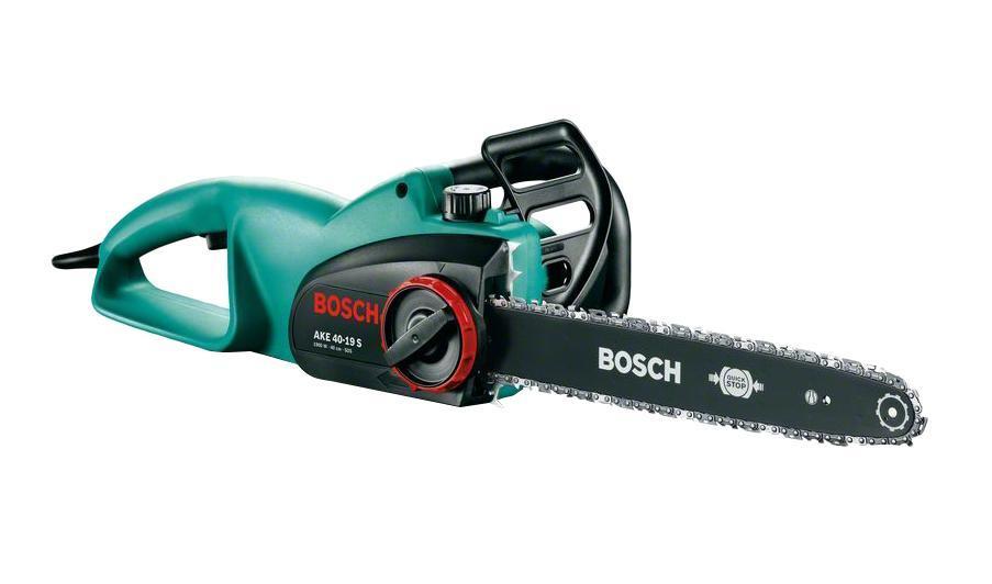 Цепная пила Bosch AKE 40-19 S 0600836F03 пила цепная электрическая bosch ake 30s