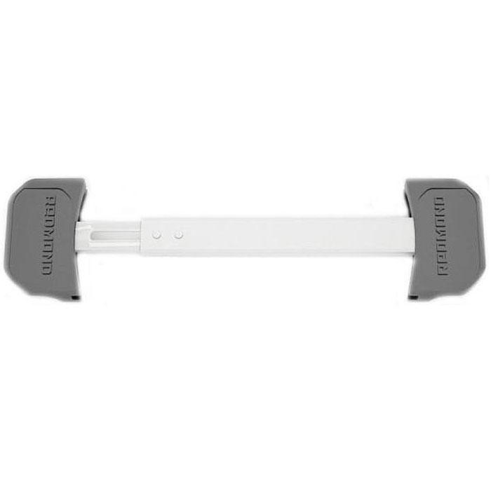 Redmond RAM-CL2 универсальная съемная ручка для чашRAM-CL2Пользоваться универсальной съемной ручкой Redmond RAM-CL2 невероятно просто: легким движением зафиксируйте ее на кромке чаши, - и ручка уже готова к работе! Изготовленная из термостойкого пластика, она надежно фиксируются на чаше и позволяют наклонять и даже опрокидывать ее наполненную, не рискуя обжечься. Забудьте о прихватках! Компактная съемная ручка REDMOND RAM-CL2 не занимает много места, а прослужит вам намного дольше, не требуя особого ухода или замены
