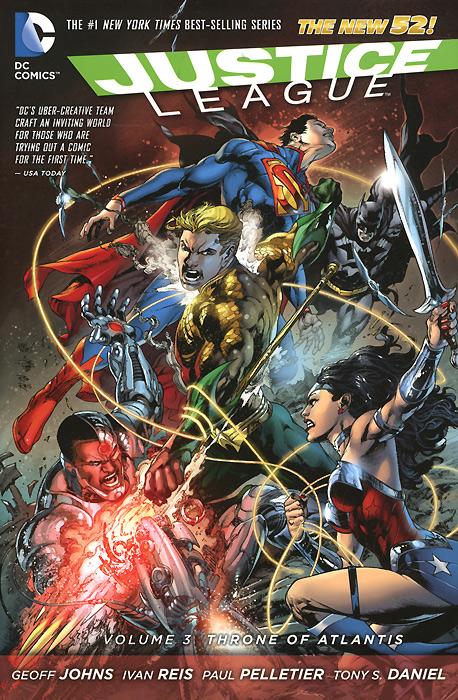 Justice League: Volume 3: Throne of Atlantis master of war volume 1