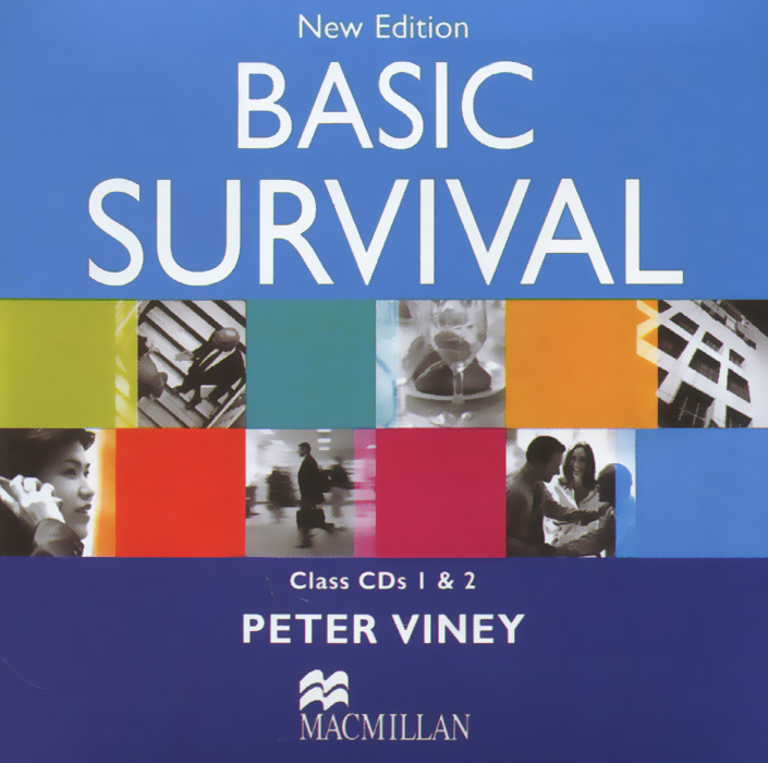 Basic Survival: Class CDs (аудиокурс на 2 CD) welcome starter a class cd для занятий в классе cd