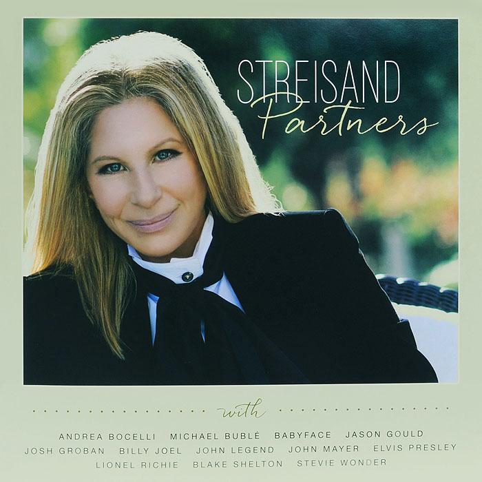 Барбра Стрейзанд Barbra Streisand. Partners (2 LP + CD) barbra streisand barbra streisand encore movie partners sing broadway