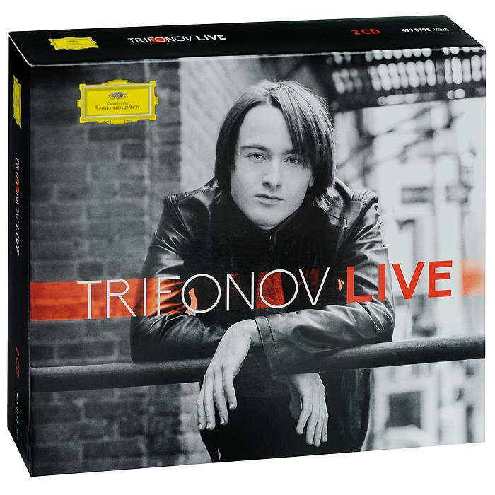 Trifonov. Live (2 CD)