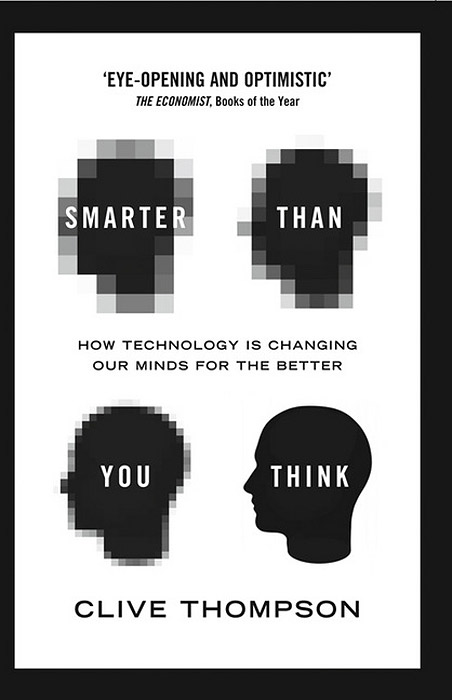 Smarter Than You Think: How Technology is Changing Our Minds for the Better палантин piazza italia piazza italia pi022gwyrq44