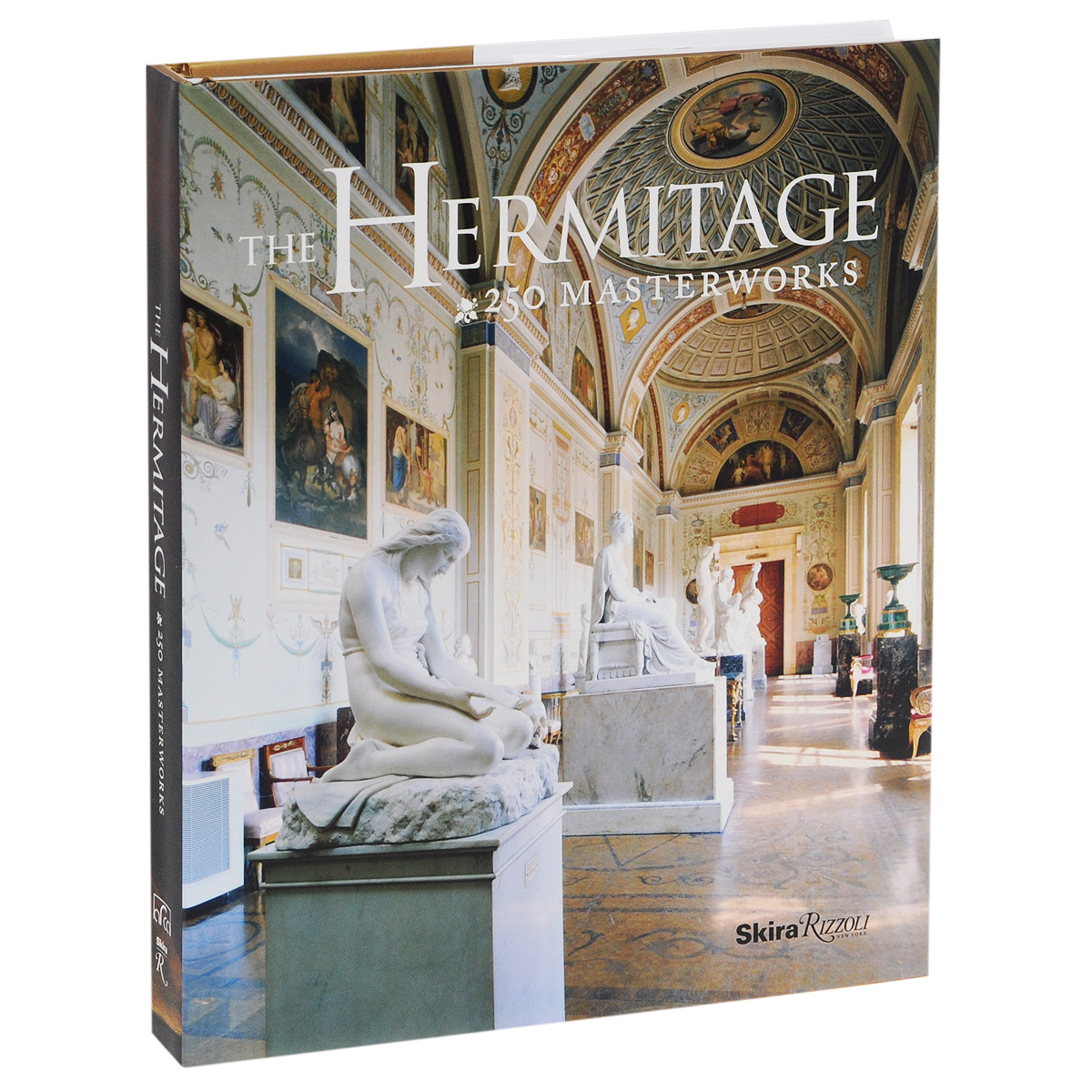 The Hermitage: 250 Masterworks the hermitage great collections of a great museum