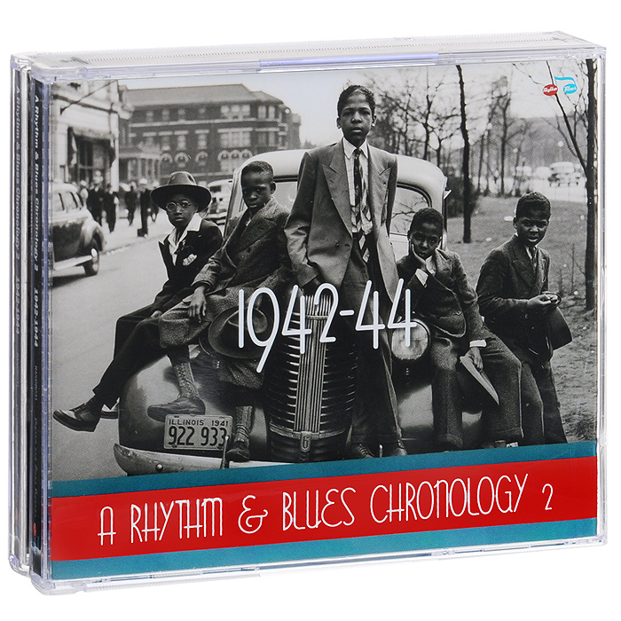 A Rhythm & Blues Chronology 2. 1942-1944 (4 CD)
