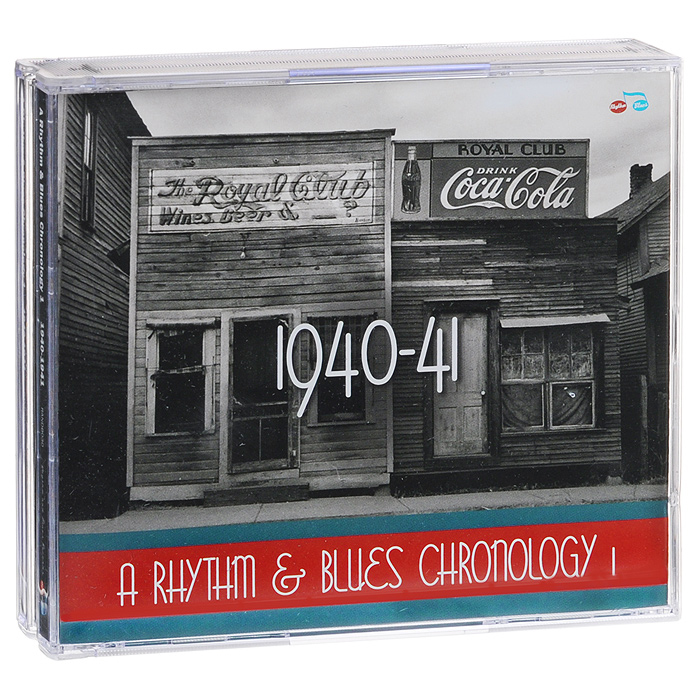 A Rhythm & Blues Chronology 1. 1940-1941(4 CD)
