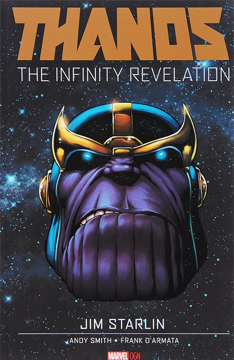 Thanos: The Infinity Revelation life the universe and everything