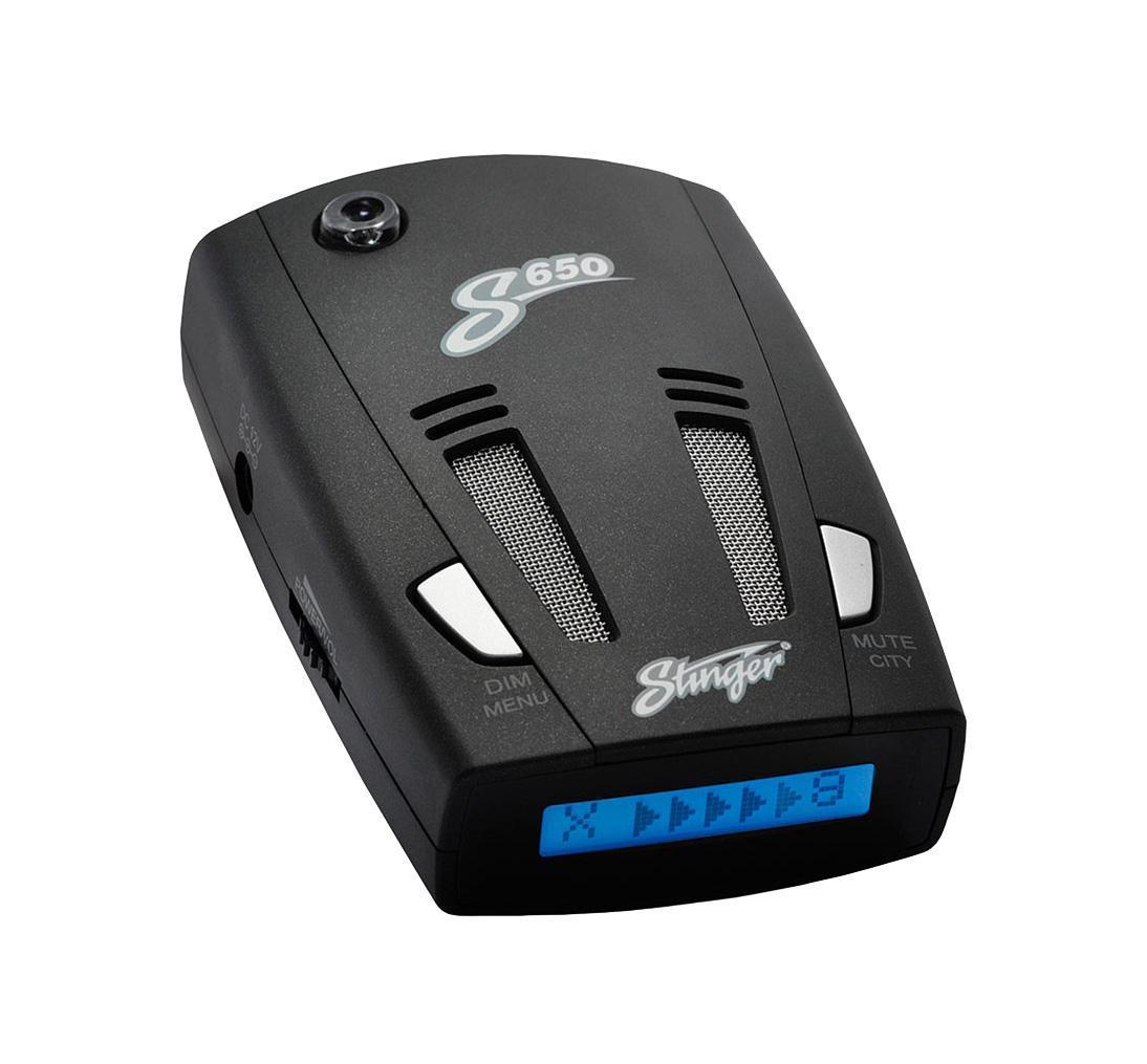 Stinger S650 ST радар-детектор