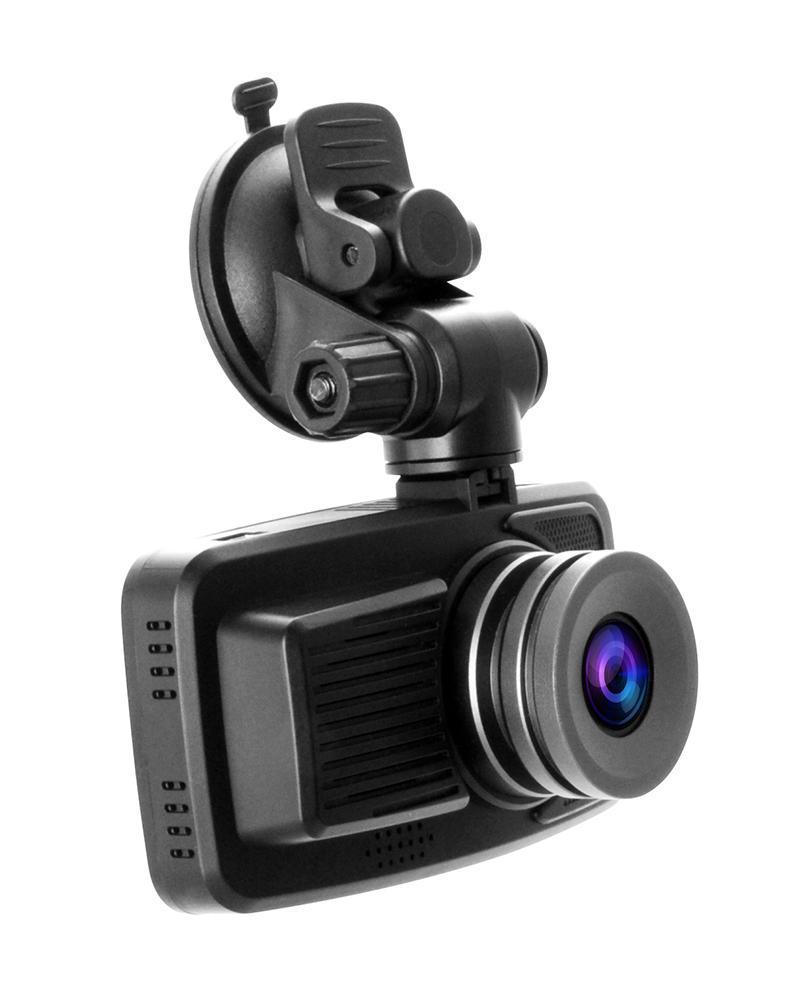 IconBit DVR QX Pro видеорегистраторDVR QX ProПрофессиональный Super HD (2304x1296 / 30 к/сек, 1920x1080 / 60к/сек) видеорегистратор. DVR QX PRO построен на базе последнегорешения от Ambarella (A7LA70D) и качественного сенсора AptinaAR0330. Оборудован широкоугольной (170 градусов) оптикой с шестьюстеклянными линзами. Обладает высокой чувствительностью ночью ивеликолепной детализацией в дневное время. Используйте режим Super HD2304x1296 для глубокой детализации или Full HD 1920x1080 60кадров в секунду для максимально плавной съемки. Поддержка всехсовременных технологий: WDR, Smart AE, датчик удара (G-sensor),детектор движения и фукция контроля полосы движения (LDWS).
