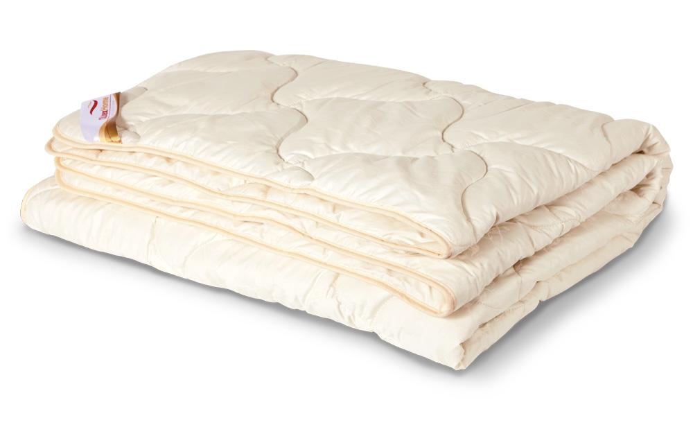 Одеяло теплое OL-Tex Шелк, наполнитель: шелковое волокно, цвет: кремовый, 172 см х 205 смОШС-18-9Нежное, легкое и теплое одеяло OL-Tex подарит вам ни с чем несравнимую мягкость и комфорт. Чехол одеяла кремового цвета выполнен из сатина с жаккардовым цветочным узором. Эксклюзивная стежка с атласным кантом придает изделию красивый внешний вид. Внутри - наполнитель из шелкового волокна, которое оказывает благотворное влияние на организм во время сна.Шелк всегда считался самым элитным и роскошным материалом. Очень нежный, легкий и удивительно теплый, он отлично приспосабливается к температуре нашего тела. Шелк идеален для людей, страдающих нарушением кровообращения, болями в суставах, ревматизмом и артритами, заболеваниями бронхов, а также склонных к аллергическим реакциям. Шелковое волокно: - обладает высокими сорбиционными свойствами, создавая эффект сухого тепла, - регулирует температурный режим, - не вызывает аллергии. Подарите себе здоровый сон! Нежное, легкое, теплое одеяло с наполнителем из шелкового волокна - прекрасный подарок себе и своим близким. Рекомендации по уходу:- Не стирать.- Не гладить.- Не отбеливать. - Нельзя отжимать и сушить в стиральной машине. - Химчистка любым растворителем, кроме трихлорэтилена. Размер одеяла: 172 см х 205 см. Материал чехла: сатин-жаккард (100% хлопок). Материал наполнителя: шелковое волокно. Плотность: 300 г/м2.