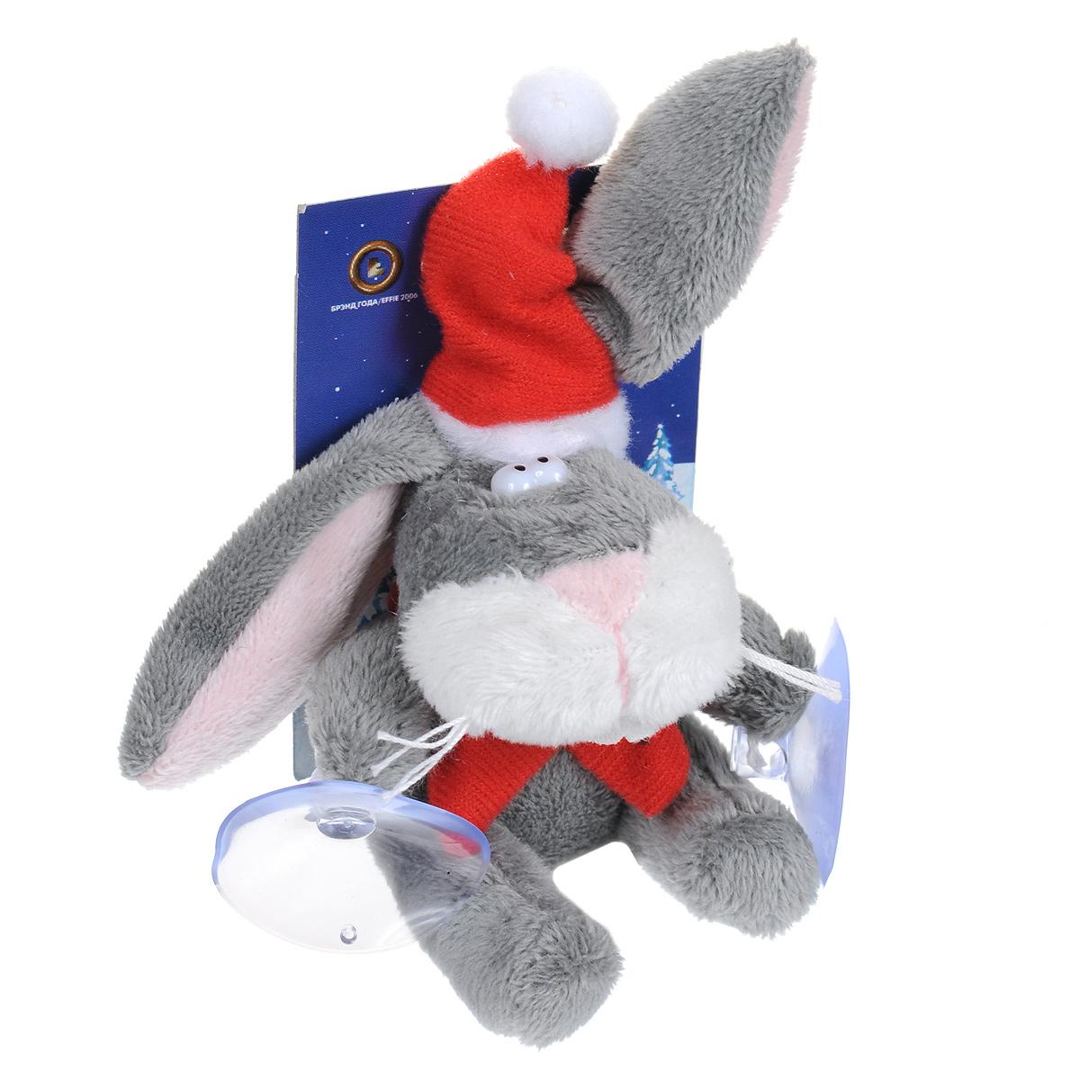 """Мягкая игрушка """"Кролик"""", на  присосках, Mister Christmas"""