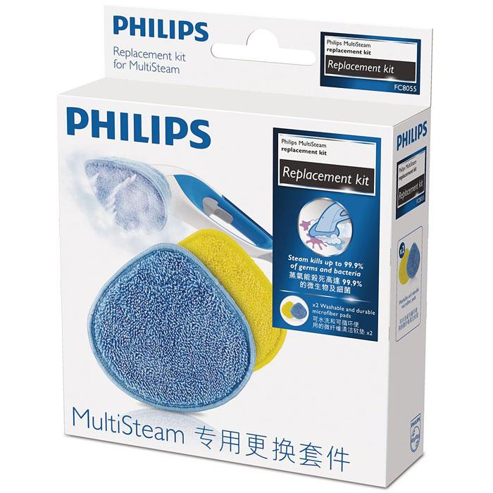 Philips FC8055/01 набор сменных насадок для FC7008, FC7012 (2 шт.)FC8055/01