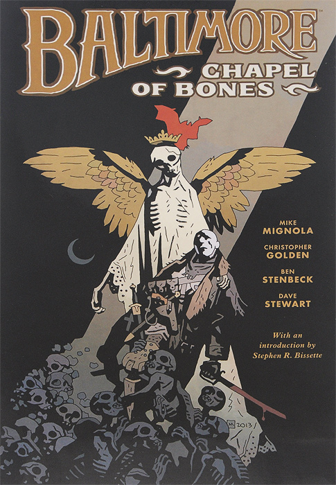 Baltimore: Volume 4: Chapel of Bones