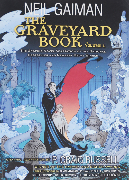 The Graveyard Book Graphic Novel: Volume 1 kubo and the two strings the junior novel