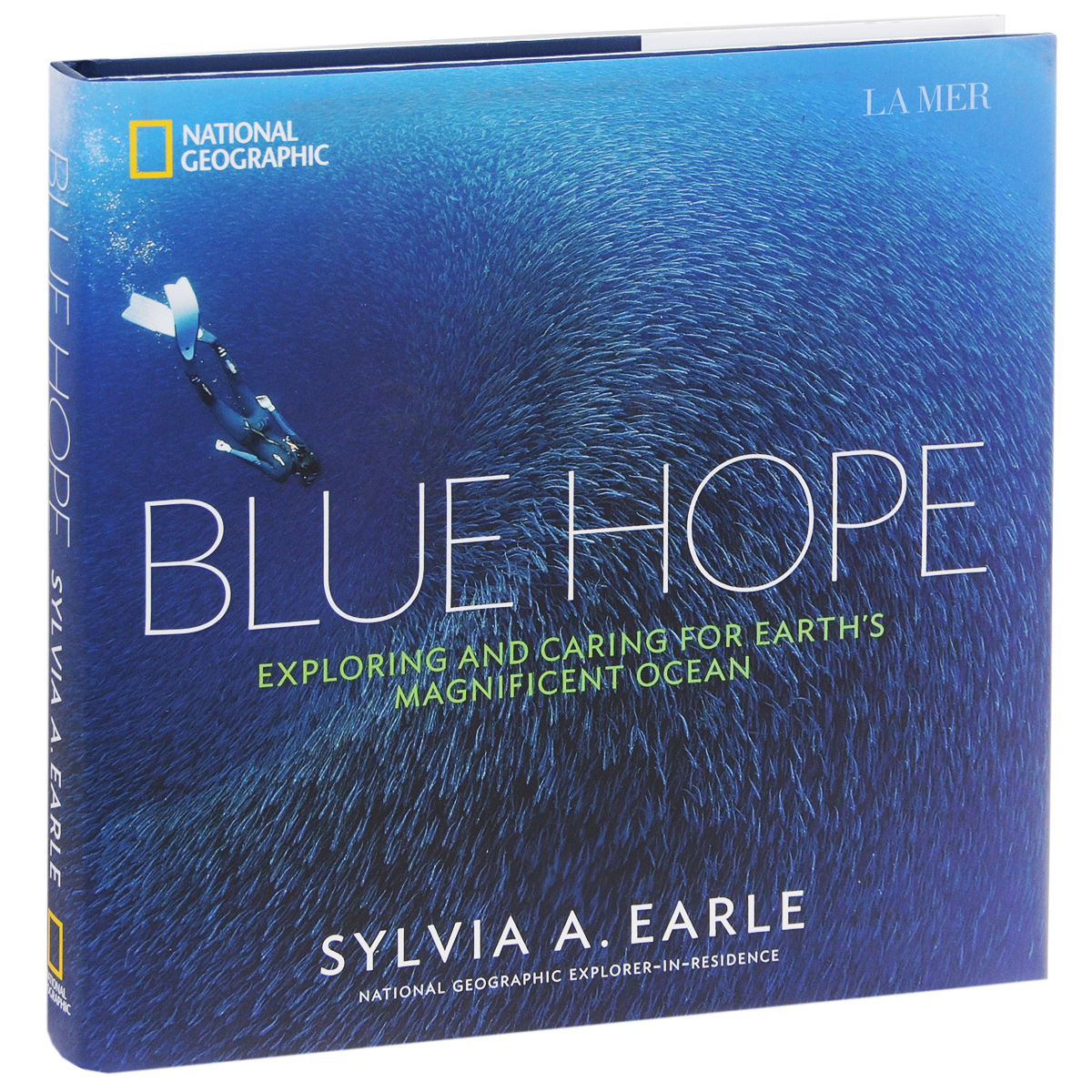 Blue Hope: Exploring and Caring for Earth's Magnificent Ocean флейта the ocean of music