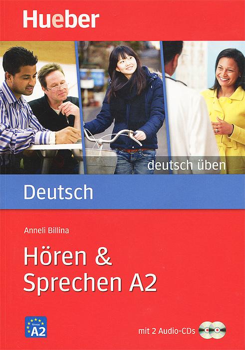Horen und Sprechen A2 (+ 2 CD) horen und sprechen a2 2 cd