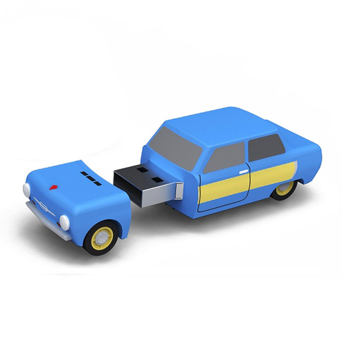Iconik Запор 8GB USB-накопитель - Носители информации