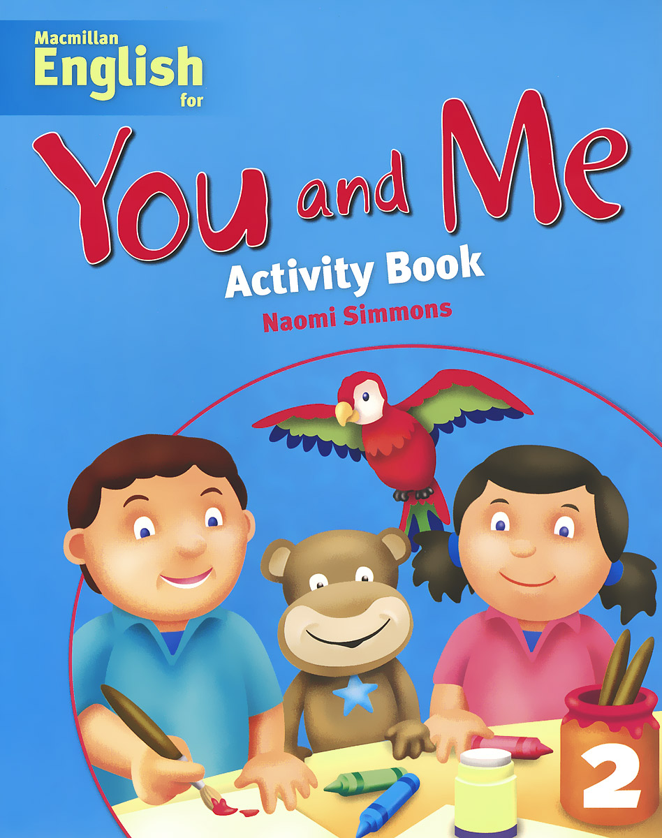 You and Me: Activity Book 2 a craft to graft