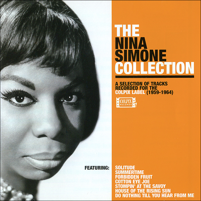Нина Симон Nina Simone. The Nina Simone Collection 1959-1964 (2 CD) виниловая пластинка nina simone in concert emergency ward