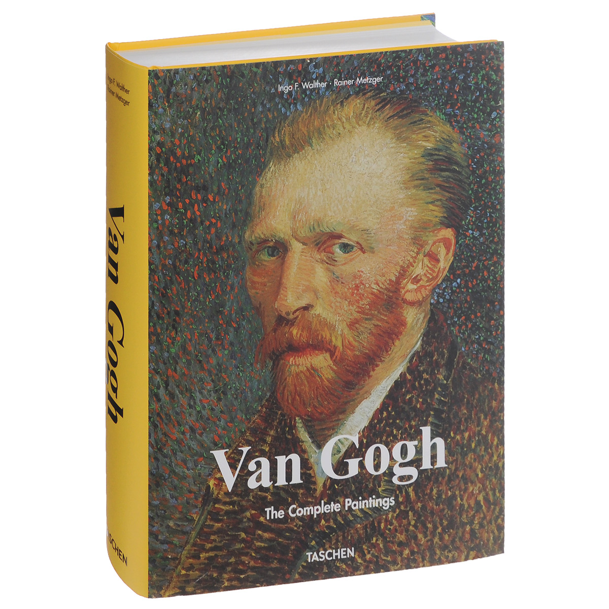 Van Gogh: The Complete Paintings van gogh the man and the earth