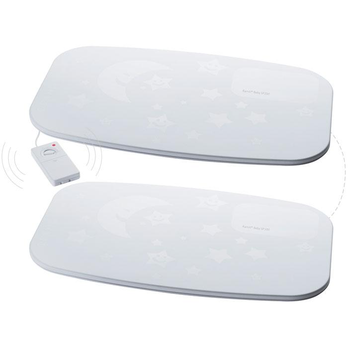 Комплект из двух мониторов дыхания Ramili Baby SP200100 -  Безопасность ребенка