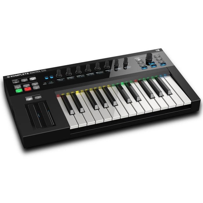 Native Instruments Komplete Kontrol S25 MIDI-клавиатура - Клавишные инструменты и синтезаторы