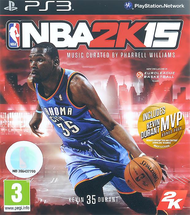 все цены на NBA 2K15 (PS3) онлайн