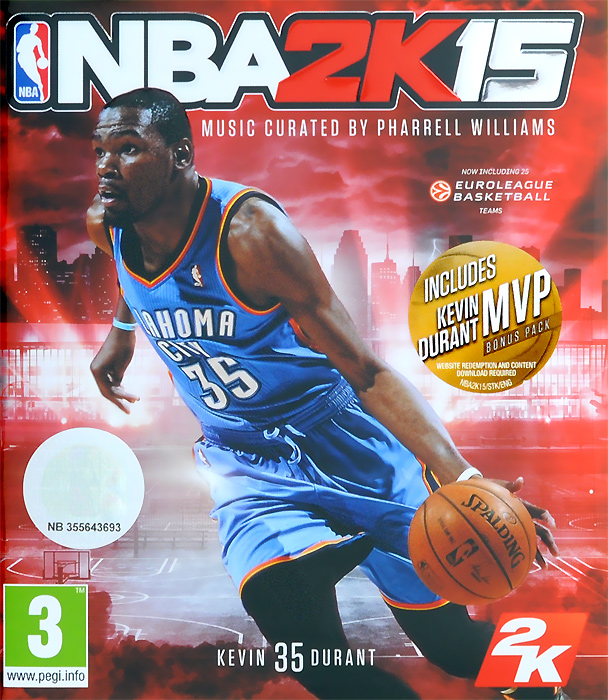 Zakazat.ru NBA 2K15 (Xbox One)