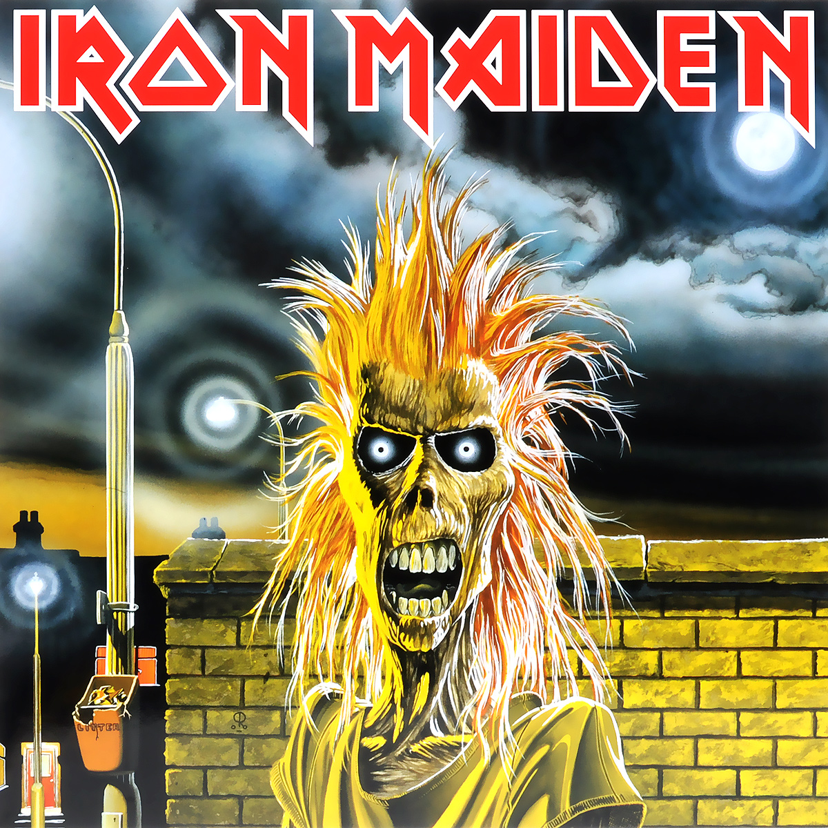 Iron Maiden Iron Maiden. Iron Maiden (LP) iron maiden iron maiden twilight zone lp