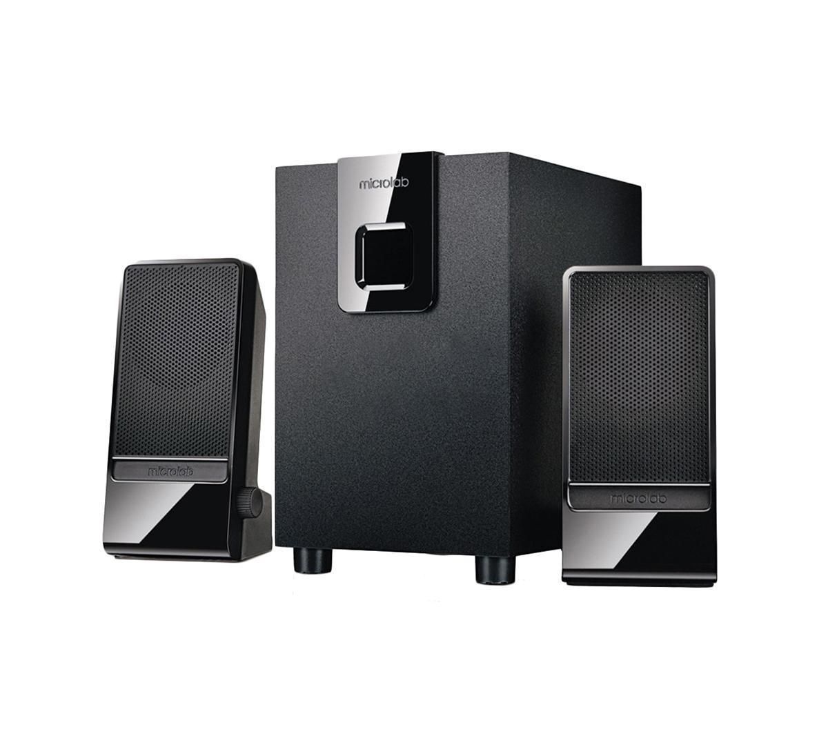 Microlab M100, Black акустическая системаM100 Black