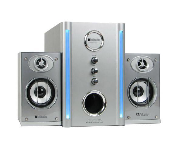 Defender Blaze 30 акустическая система 2.1Blaze 30Defender Blaze 30 – трехкомпонентная акустическая система с сабвуфером среднего ценового диапазона с отличным звучанием. Из всей линейки Blaze колонки имеют лучшее соотношение «цена/качество». Из дизайна акустики можно особо отметить подсветку сабвуфера – две вертикальные светящиеся «палочки». Низкие частоты системы Defender Blaze 30 звучат просто потрясающе!
