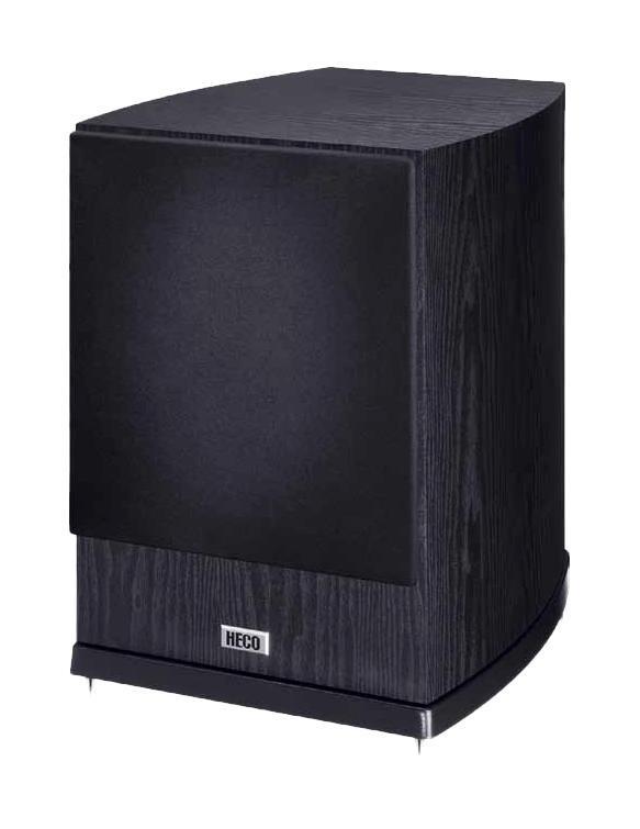 HECO Victa Prime Sub 252 A, Black сабвуфер все цены