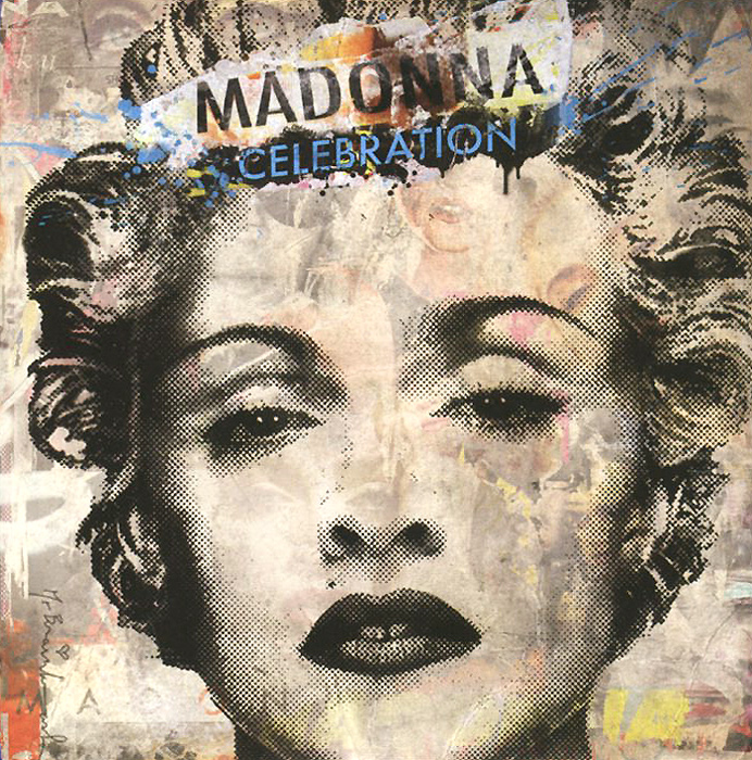 Мадонна Madonna. Celebration richard corman madonna nyc 83
