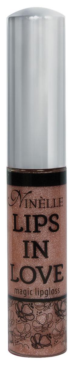 Ninelle Блеск для губ Lips in Love, тон № 23, 10 мл758N10467Блеск для губ Lips in Love придает губам дополнительный объем и насыщенный цвет.Гипоаллергенный.Товар сертифицирован.