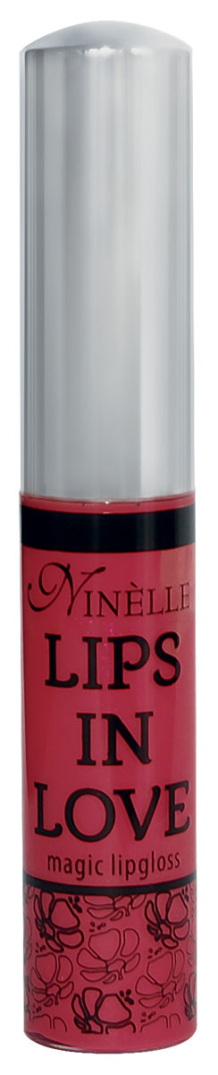 Ninelle Блеск для губ Lips in Love, тон № 27, 10 мл762N10471Блеск для губ Lips in Love придает губам дополнительный объем и насыщенный цвет.Гипоаллергенный.Товар сертифицирован.