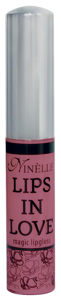 Ninelle Блеск для губ Lips in Love, тон № 28, 10 мл763N10472Блеск для губ Lips in Love придает губам дополнительный объем и насыщенный цвет. Гипоаллергенный. Товар сертифицирован.