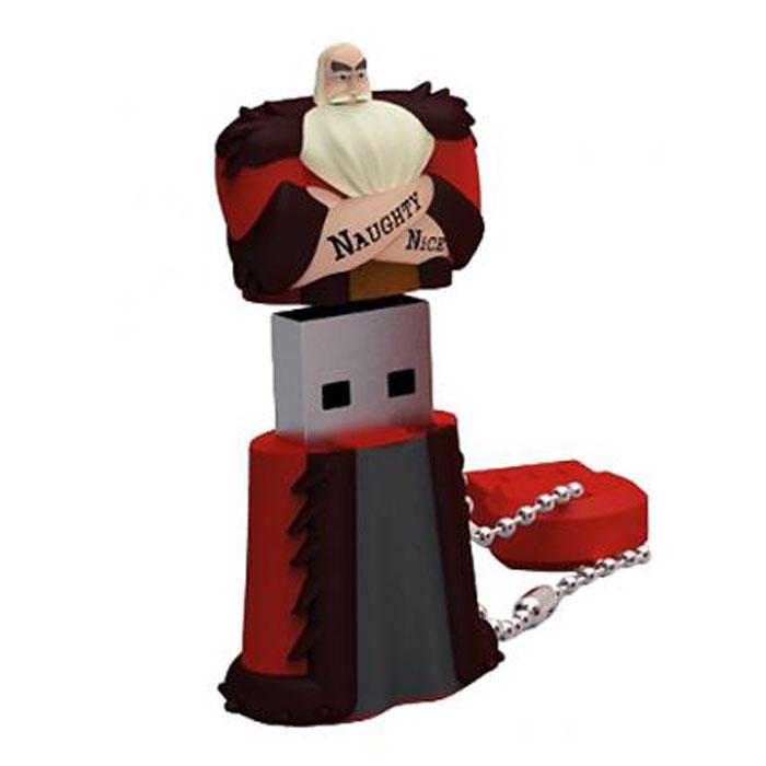 Iconik Санта 8GB USB-накопительRB-SANTA-8GBИнтересный, забавный, а, главное, функциональный сувенир, Iconik Санта послужит замечательным подарком для коллег и друзей, ценящих юмор. Подарит заряд хорошего настроения, а так же, возможно, послужит хорошим началом коллекции необычных флешек. Резиновый корпус надежно защищает устройство от брызг и физических воздействий.