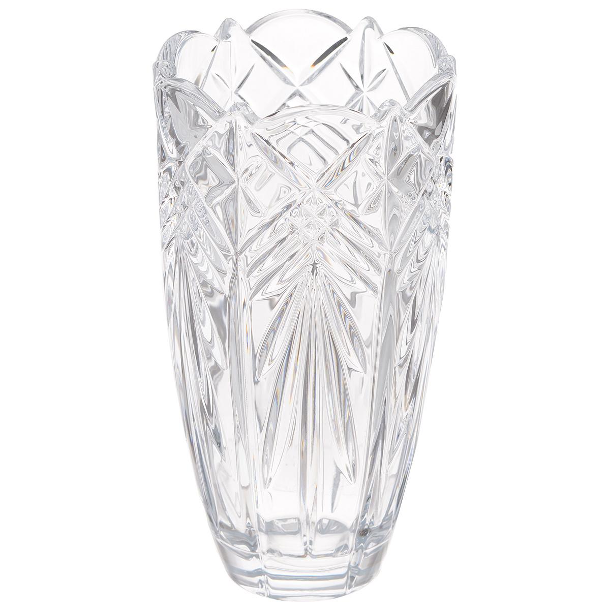 Ваза Crystalite Bohemia Таурус, высота 20 см ваза crystalite bohemia вулкано 30см кристалайт