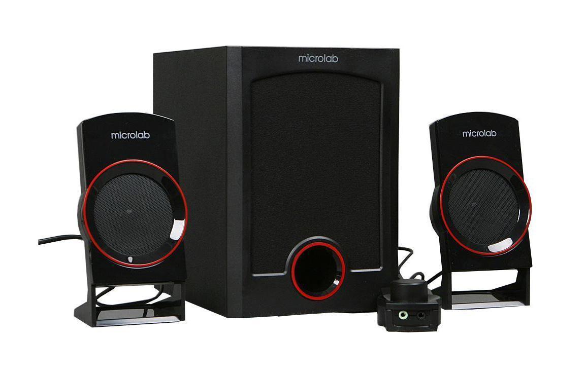 Microlab M111, Black акустическая система