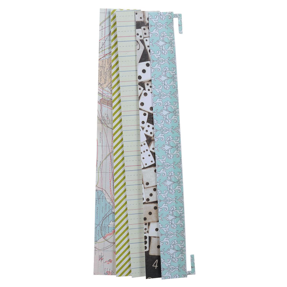 Ярлычки K&Company Smash, длина 25,5 см, 10 штKCO-30-659322Ярлычки K&Company Smash на клейкой основе используются для украшения фотоальбомов, подарков, фоторамок, открыток, в декоре и т.д. Идеально подходят для оформления папки Smash. В наборе - 10 ярлычков с разным дизайном. Такие ярлычки помогут вам создать потрясающие творческие работы, которые порадуют ваших родных и близких.