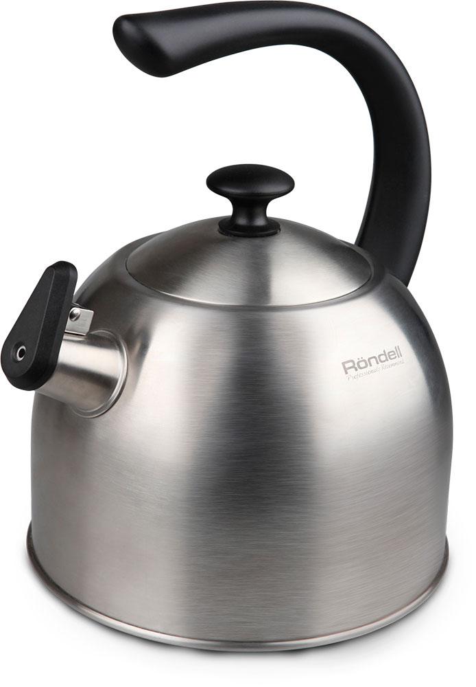 Чайник Rondell Haupt, со свистком, 4 л. RDS-367