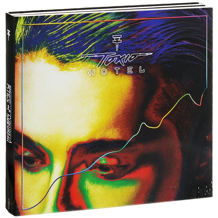 Tokio Hotel Tokio Hotel. Kings Of Suburbia (CD + DVD) майка борцовка print bar tokio hotel