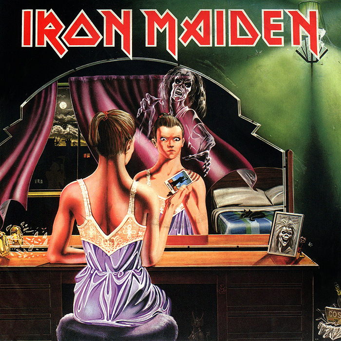 Iron Maiden Iron Maiden. Twilight Zone (LP) iron maiden iron maiden twilight zone lp