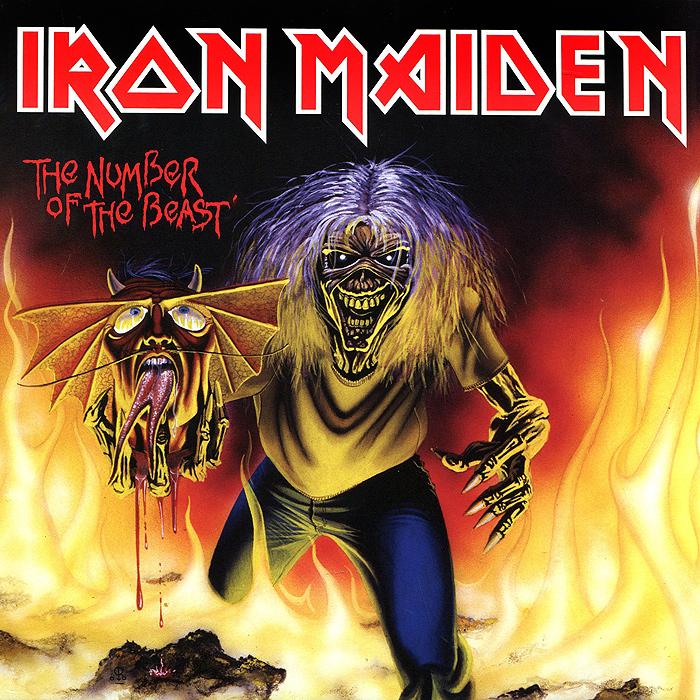 цена на Iron Maiden Iron Maiden. The Number Of The Beast (LP)