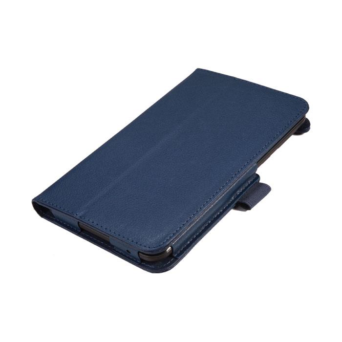 IT Baggage чехол с функцией стенд для Asus Fonepad 7 FE170CG/ME170С, Blue it baggage чехол для asus nexus 7 black