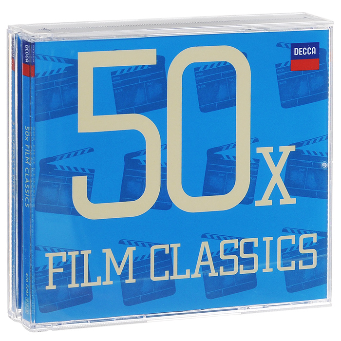50x Film Classics (3 CD)