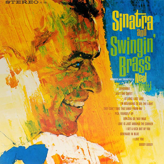 Фрэнк Синатра,Хефти Нил Frank Sinatra. Sinatra And Swingin' Brass (LP) the music of frank mills