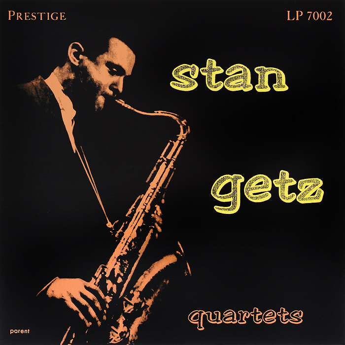 Квинтет Стэна Гетца Stan Getz. The Stan Getz Quartets (LP) cd диск stan getz jimmy rowles the peacocks 1 cd