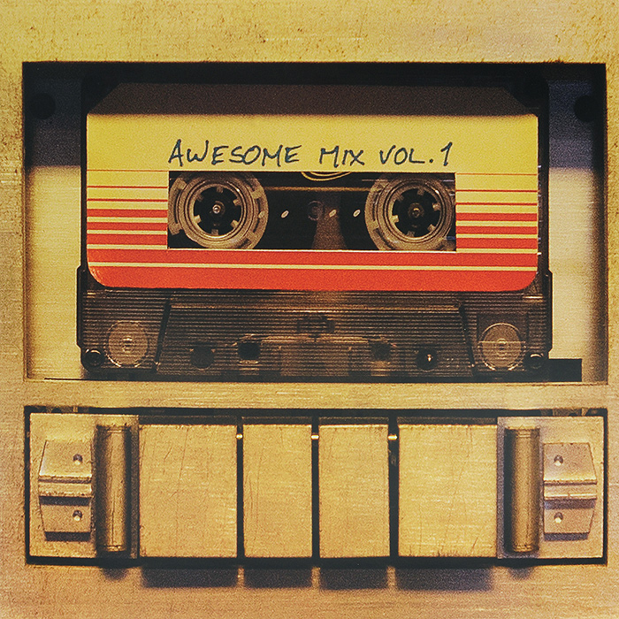 Guardians Of The Galaxy. Awesome Mix Vol.1 (LP)
